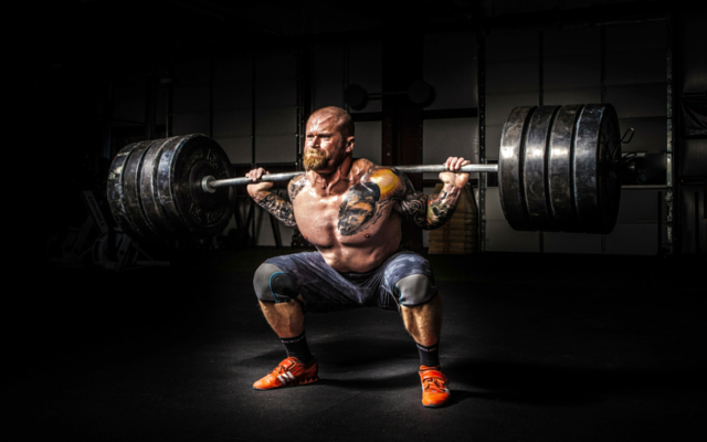 WEIGHTLIFTING AND TESTOSTERONE THERAPY